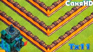 Clash of Clans - NEW LEVEL 12 WALLS! THIS IS CRAZY! + 25 MORE WALLS FOR TOWN HALL 10