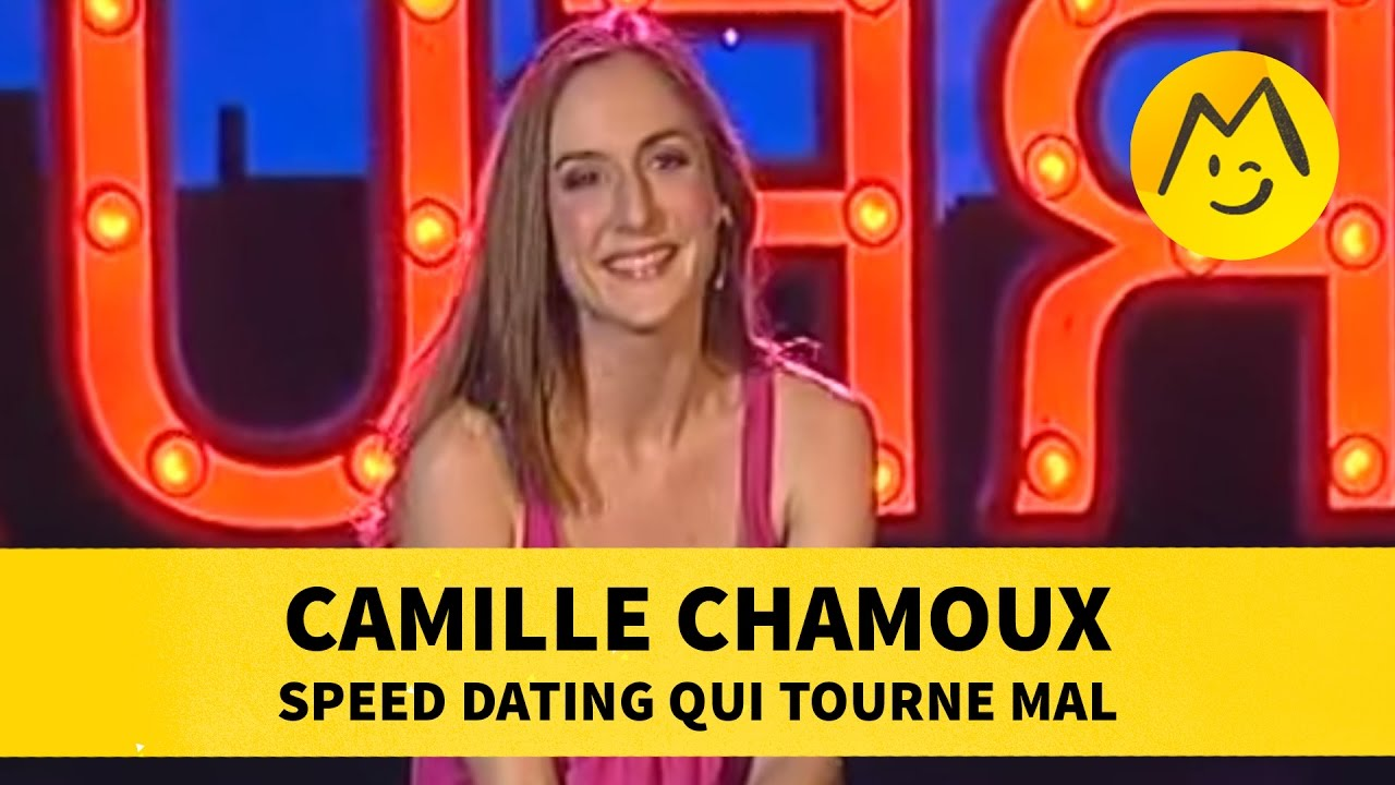 speed dating humoriste
