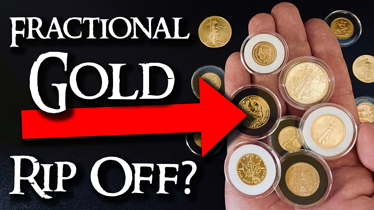 Is Fractional Gold Bullion Overpriced?