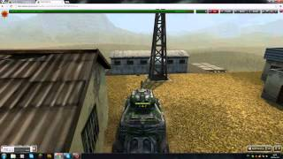 Tanki online-parkour level 3[№1]