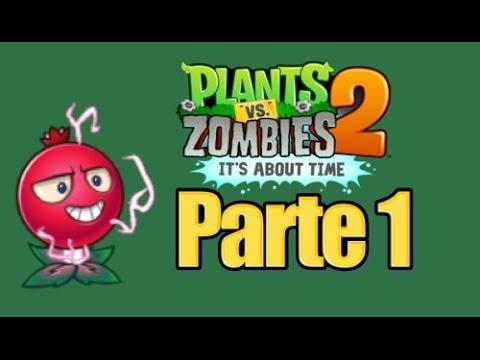 Plants vs Zombies 2 - Parte 1 Bugalú Eléctrico - Español