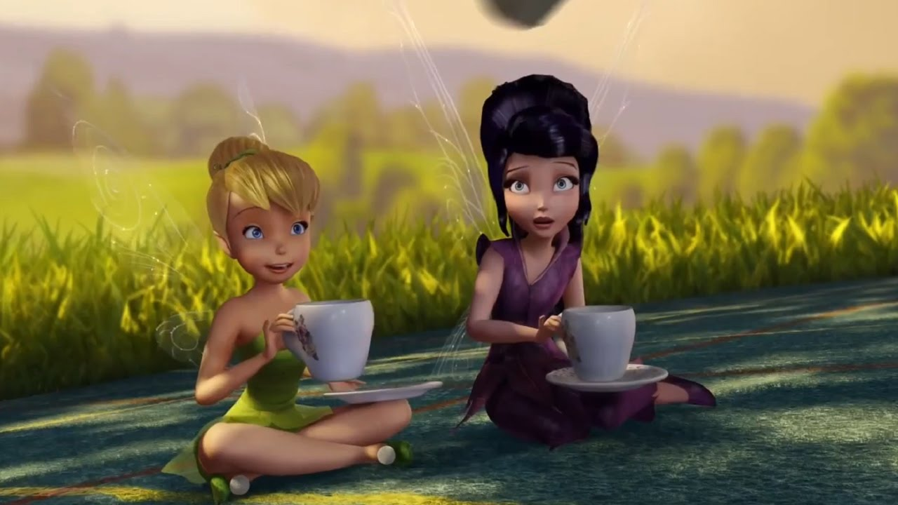 Tinker Bell and the Great Fairy Rescue ☜