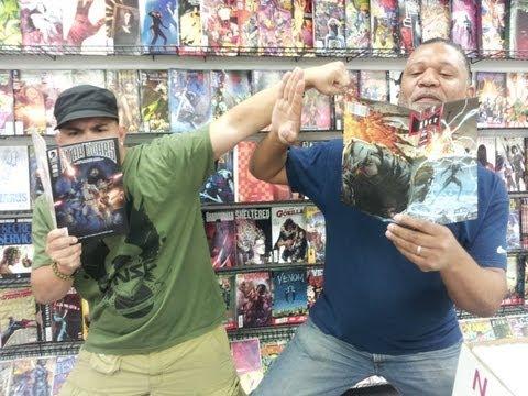 Flashback Comics - New Release Wednesday, September 4 2013