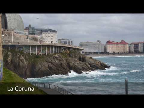 Places to see in ( La Coruna - Spain )