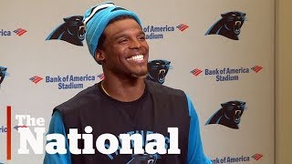 Cam Newton | NFL quarterback makes sexist comment to female reporter
