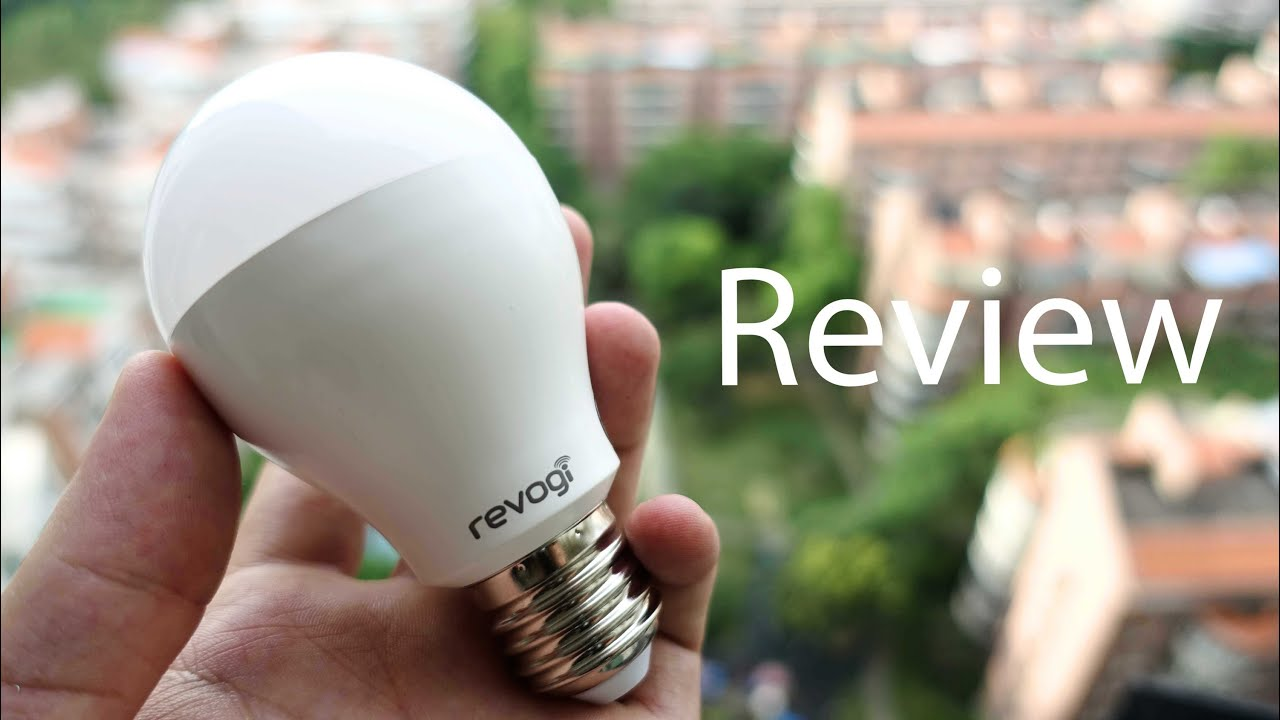 Revogi Smart LED Bulb review
