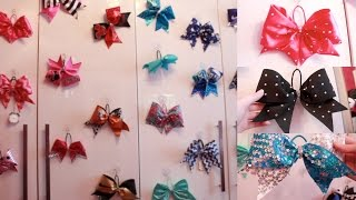 Cheer Bow Collection! Thumbnail
