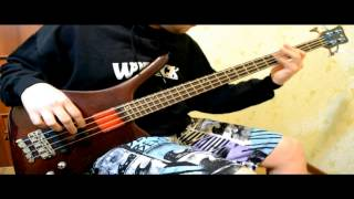 Slaughter Of The Soul (At the gates bass cover)