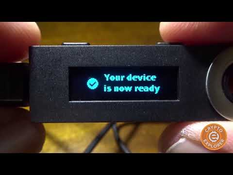 How To Setup And Configure Your Ledger Nano S September 2018 Edition