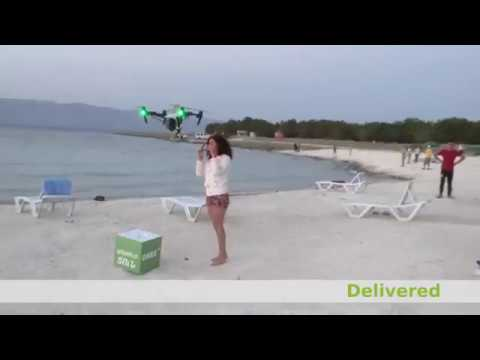 ONEX Drone Delivery