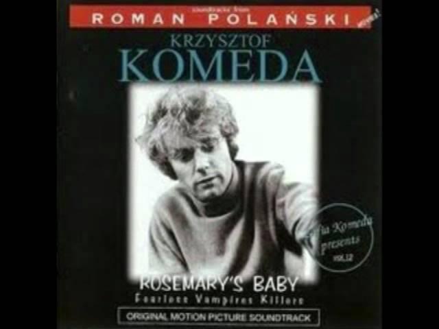 Krzysztof Komeda - Rosemary's Baby; Dziecko Rosemary (stereo)