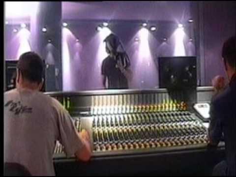 "Westlife in London Sept. 1998, recording ""Swear It Again"""