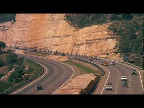 STONE motorcycle funeral scene 1974