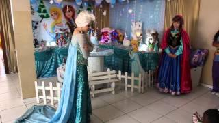 Frozen - Festa Aniversário Giovanna 5 anos - 2014