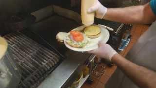 Frank's Kraut & Crescent Moon Restaurant Official Omaha Reuben Burger Recipe