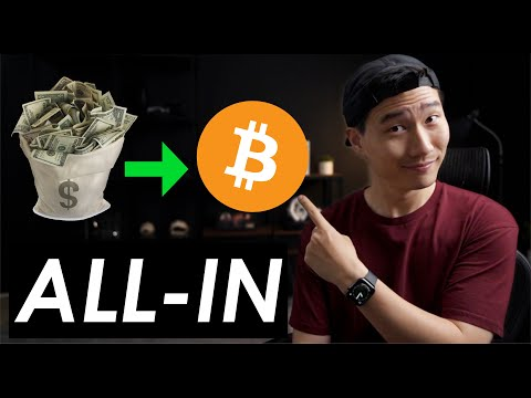 Crypto Trading Strategy - Why I'm Going ALL-IN on Bitcoin