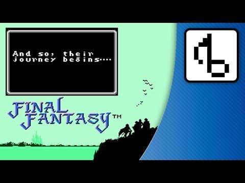 Final Fantasy Classic WITH LYRICS - brentalfloss