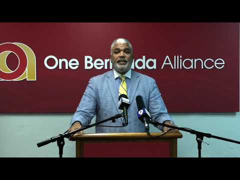 OBA Leader Craig Cannonier Responds To BIU President, Nov 20 2019