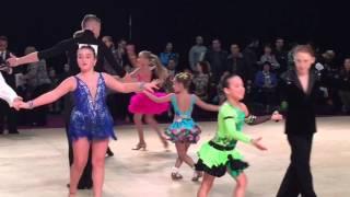 Anastasia Lepin, Nyemchek's All Star Ballroom Dance Competition