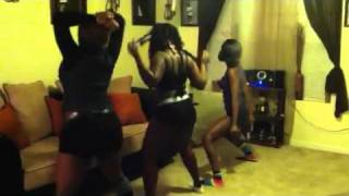 baby durham shake sum run it back by pretty girl twerkers