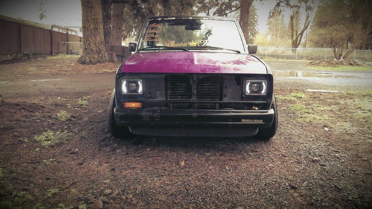 The Build Of The 1988 Drift Ranger Youtube