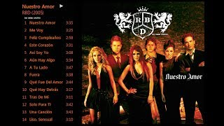 RBD - Nuestro Amor (Full Album + DL iTunes Plus)