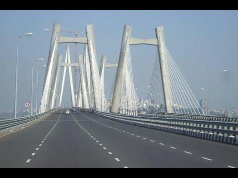 Bandra Worli Sea Link - Mumbai