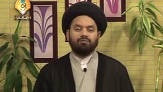 Lecture Hawala Kay Ahkaam by Maulana Syed Shahryar Raza Abidi