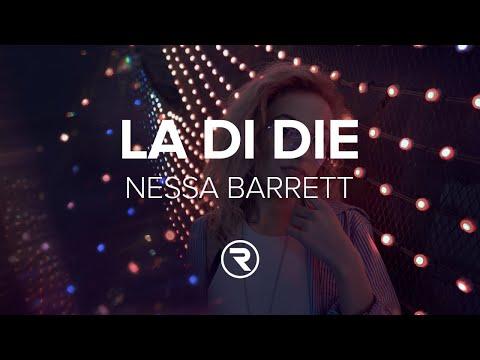 Nessa Barrett - la di die (Lyrics) ft. jxdn