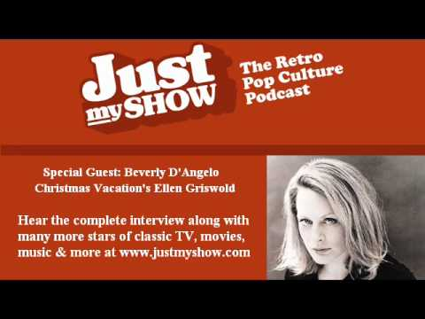 Interview with Beverly D'Angelo AKA Ellen Griswold from Vacation