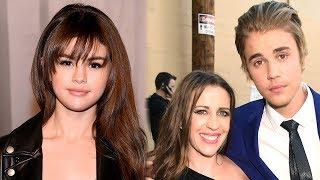Selena Gomez' Mom RESPONDS To Justin & Selena Breakup Rumors