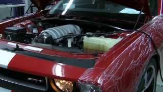 Arrington Performance Powered, Twin Turbo Boosted, 392 HEMI, 2012 Challenger for D. Godfrey!