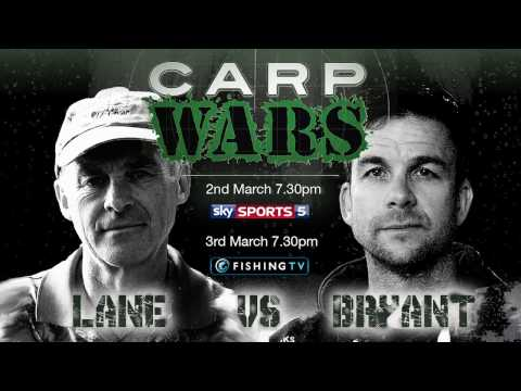 Carp Wars Episode 14  Dave Lane vs Mark Bryant