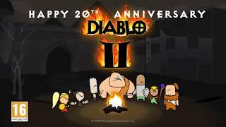 20. rocznica Diablo 2: Baal Runz 101 od Carbot   (napisy PL)