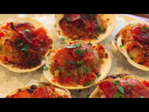 Super Bowl Party Recipe: Clams Casino Appetizers