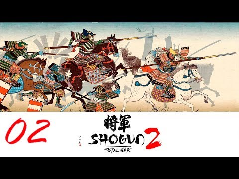 Shogun 2 Total War - Episodio 2 - Aquí No Ha Pasado Nada