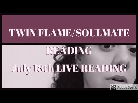 LIVE Soulmate Reading