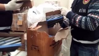 İstanbul'da Yaklaşık 51 Kilogram Eroin Ele Geçirildi
