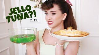 Taste-Testing Strange Food From The 1950s