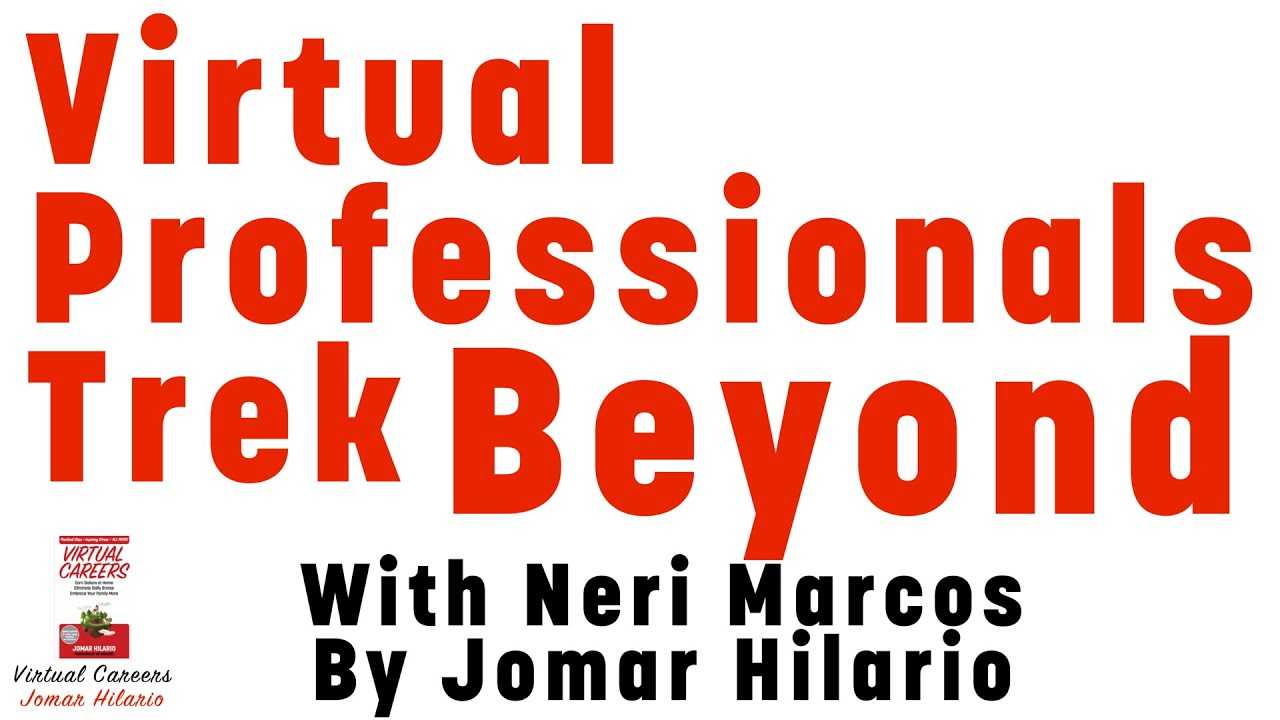 Virtual Professionals Trek Beyond : IVS Neri Marcos Teaches Copywriting