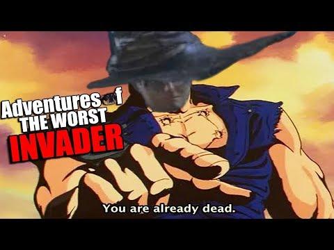 Dark Souls 3 PvP: Adventures Of The Worst Invader - Dark Souls Is Anime!