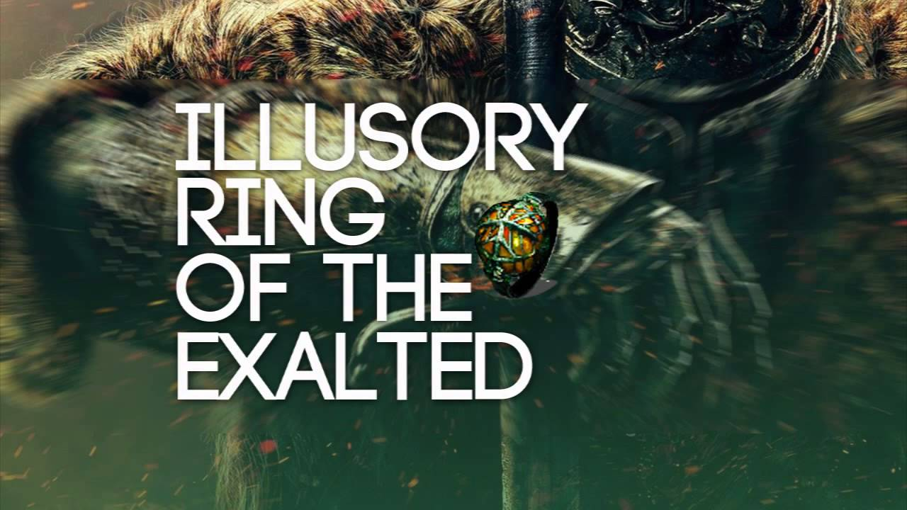 Illusory Ring Of The Exalted