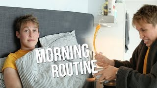 MY MORNING ROUTINE 2017! | JeroenvHolland