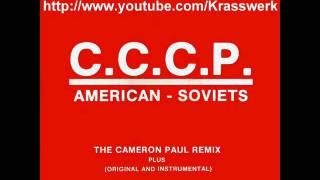 CCCP - American Soviets (Original Mix)