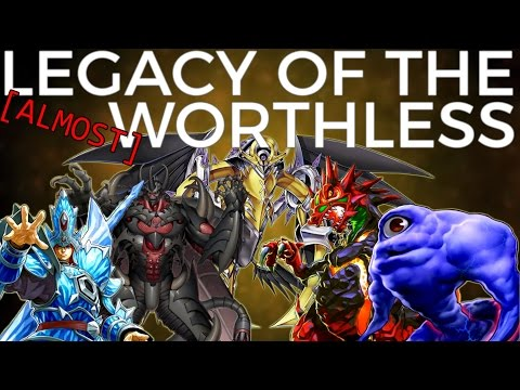 Legacy of the [ALMOST] Worthless
