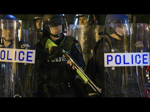 Baltimore police unveil new body cameras and use of force guidelines