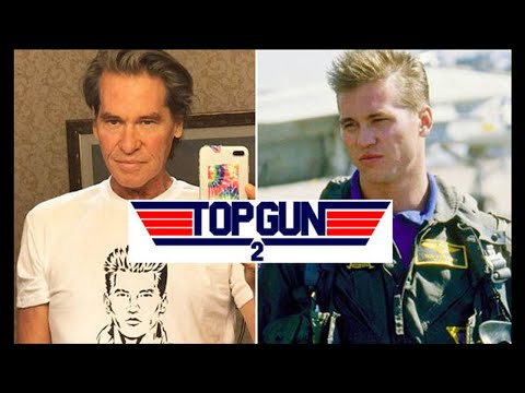 Top Gun 2 filming started TODAY: Is Val Kilmer back as Iceman? LOOK at him now