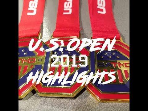 2019 U.S. Open Taekwondo Championships!