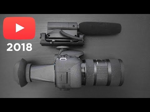 BEST Camera For Youtube 2018!!