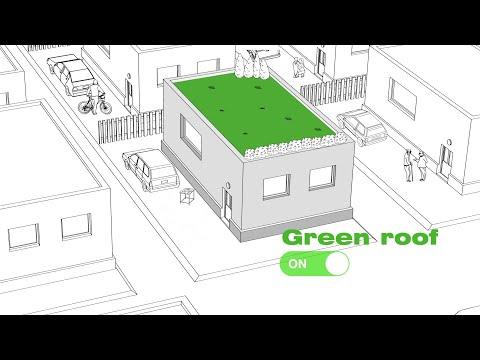 DIADEM® green roof